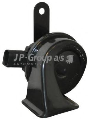 JP GROUP 1199500600 сигнал звуковой  высокого тона VW Golf 03>/Jetta 05>, Skoda Oktavia 04>