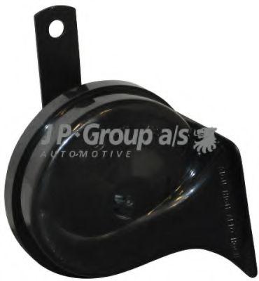 JP GROUP 1199500200 сигнал звуковой  высокого тона 510 Гц VAG 90>